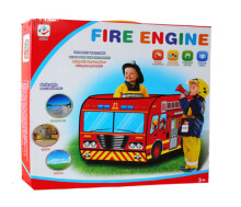 TENDA ANAK FIRE ENGINE - TENDA MANDI BOLA ANAK