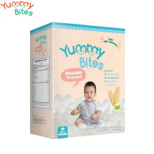 Yummy Bites Baby Rice Cracker 50 gram (Original)