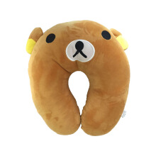 Bless Toys Bantal Leher Rilakuma Brown BLRL0001