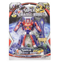 Toys House - Mainan Anak Robot Transformer Optimus Prime / Super Change Robot