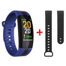 CURREN QS01 Smart band Fitness Bracelet Activity Tracker Blood Pressure Heart Rate Monitor for Andriod iOS