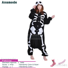 Anamode Flannel Cartoon Animal Siamese Pajamas Winter Long-sleeved Home Clothes-Shantou -