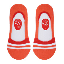 SUNAFIX FCIS 09 AS- Sunafix Invisible Socks Anti Slip - Orange