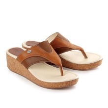 WEDGES KASUAL WANITA - LYS 995