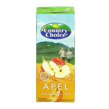 COUNTRY CHOICE Apple 250ml
