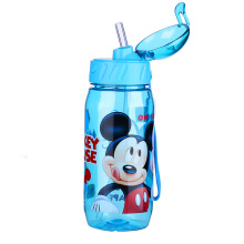 Jantens Children Kids Baby Cartoon Minnie Mickey Lovely Eco-friendly With Plastic Water bottle