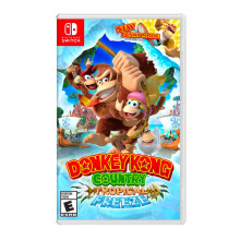 NINTENDO Switch Game - Donkey Kong Country: Tropical Freeze