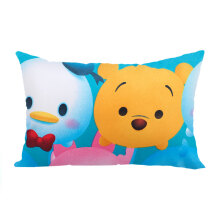 KENDRA Cushion Tsum Tsum Big Pooh and Stitch 30x45cm - Tosca
