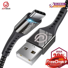 JOYSEUS USB Type C Cable UBS-C 3A Fast Charging Type-C Cable Sync Data Cable for Samsung Note 8/S8 Nexus 6P 5X Nintendo Switch