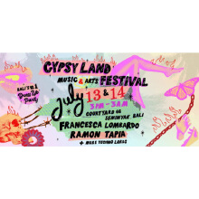 Gypsyland Festival - Early Bird One Day Pass