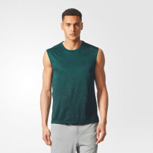 Adidas Gradient Singlet Men's Top - BurGreen CD8994