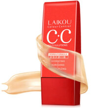 [COZIME] LAIKOU Hydrating CC Cream Makeup Sunscreen Isolation Facial Whitening red