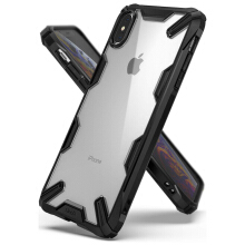 Ringke FUSION X Case for iPhone XS Max Original Casing - Black