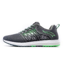 Onemix Wings Runing shoe-Grey&Green
