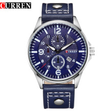 CURREN Men Business Watches Top Luxury Brand Quartz Watch 8164