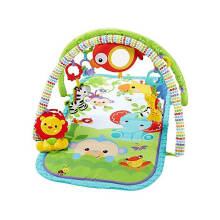 Fisher Price Rainforest Friends 3 in 1 Musical Gym