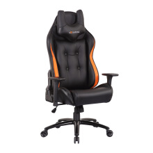 DIGITAL ALLIANCE ThroneX Gaming Chair – Black Orange Black Orange