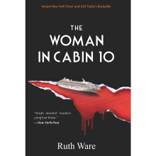 The Woman in Cabin 10 - Ruth Ware  - 	978-602-385-284-0