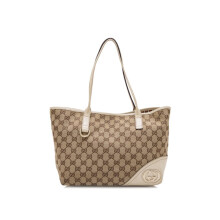Pre-Owned Gucci Tote Bag