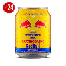 KRATINGDAENG Gold Can 250ml x 24pcs