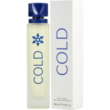 Parfum Original Benetton Cold For Men EDT 100Ml
