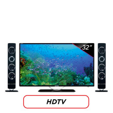 [DISC] POLYTRON LED TV 32 Inch HD - PLD32T1500 [Speaker Tower]