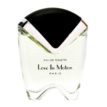 LOVE IN MOTION Eau De Toilette Homme Paris 100ml