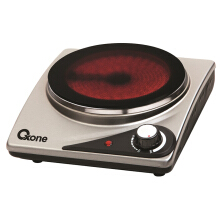 Oxone Single Ceramic Portable Stove OX-655S Kompor Induksi - Titanium