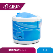 KIRIN Rice Cooker 2L KRC 138 BLUE