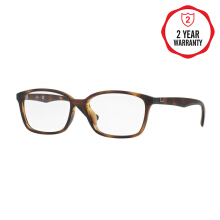Ray-Ban Vista Optical - RX7094D - Shiny Havana (2012) Size 55 Demo Lens