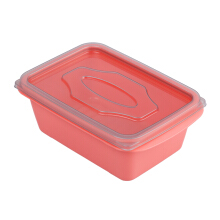 (SB) VICTORYHOME Food Box 500ml  Peach