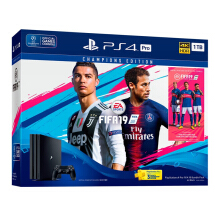 SONY Playstation 4 Slim 500GB FIFA 19 Bundle - Jet Black CUH 2106A - Reg 3 Asia