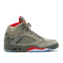 Air Jordan 5 Retro Camo Multicolor US 9