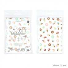 Little Palmerhaus Tottori Baby Towel - Sweet Treats