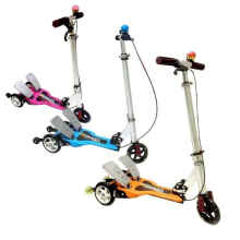 Toys House - Scooter Otopet Injak 2 Dual Pedals Injak Genjot Extra Large Vita T