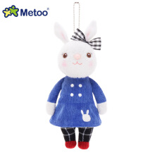 Plush Sweet Cute Lovely Stuffed Pendant Baby Kids Toys blue