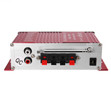 Kentiger HY - 400 Stereo Super Bass Audio Digital Player Hi-Fi Power Amplifier  Red