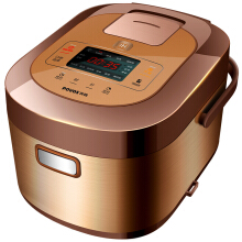 Pentium (POVOS) rice cooker 4L smart IH cooking reservations champagne gold FN4175