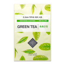 ETUDE HOUSE 0.2 Therapy Air Mask #GreenTea