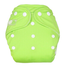 [free ongkir]Clodi Popok Kain Bayi Little Hippo Eco- Color Light Green