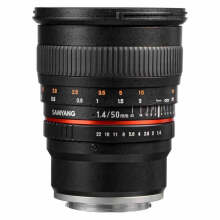 Lensa Samyang 50mm f1.4 AS UMC Lens for Mirrorles Sony E