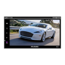 MIRAI 6931 Double Din Audio System