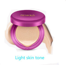 BIOAQUA CC Cream Foundation Moisturizing nude makeup cushion bb cream 15g+15g