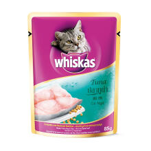 WHISKAS 85 gr adult tuna