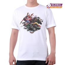 Mobile Legends T-shirt - White - AKAI & MARTIS