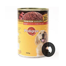 PEDIGREE 400 gr adult beef (can)