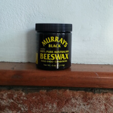 Murray's Pomade Black Beeswax 4 oz