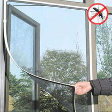 Farfi Anti-Insect Fly Bug Mosquito Door Window Curtain Net Mesh Screen Protector as the pictures