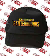 Triplesix Store - Topi Trucker Pubg Playerunknowns Battlegrounds 3D