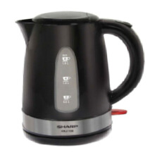 SHARP Electric Kettle Jug - EKJ-156-BK, 1.5Lt